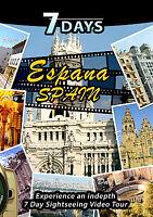 7 Days - ESPANA Spain - Travel DVD