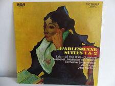 L Arlesienne suites 1 / 2 Orch symphonique Chicago JEAN MARTINON VICTROLA 940040
