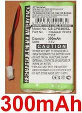 Batterie 300mAh Pour Philips Kala 3353