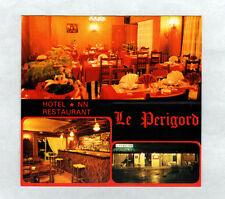 "LALINDE (24) Carte de Visite / HOTEL RESTAURANT ""HOTEL LE PERIGORD"""