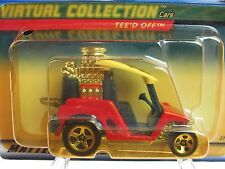 HOT WHEELS VHTF 2000 VIRTUAL COLLECTION SERIES TEE'D OFF