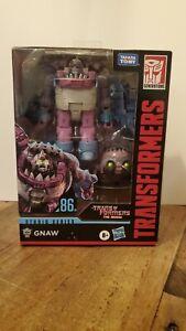 GNAW Transformers Studio Series 86-08 Animated Movie Deluxe Sharkticon 2021