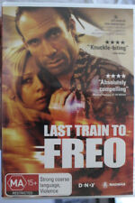 LAST TRAIN TO FREO RARE OOP DELETED DVD STEVE LE MARQUAND HARD TO FIND MOVIE PAL