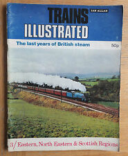 Trains Illustrated magazine Issue 3 Eastern, NE & Scr Regions (Ian Allan, 1972)