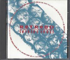 SEVERED HEADS / RETREAD * NEW CD 1991 * NEU *