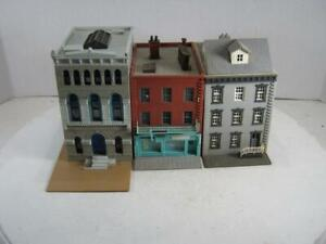 HO 3 Brick Building Structures Lot 2