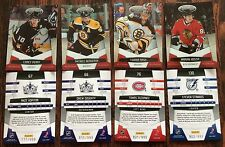 2010-11 PANINI CERTIFIED PLATINUM RED #/999..YOU PICK THE ONE YOU WANT FROM LIST