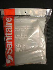 (5 bags) Sanitaire Up-1 Disposable Dust Vacuum Cleaner Bags 62100 Brand New