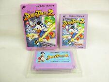 Ente Tales 2 Disneys Famicom Nintendo Japanisches Verpackt Spiel FC