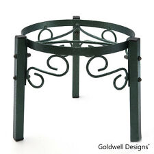 Goldwell Designs® Counter Metal Stand for Water Dispenser - Green (SM175)