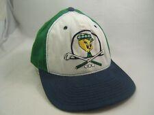 Vintage 1991 Tweety Bird Golf Youth Hat Green Snapback Baseball Cap Made USA