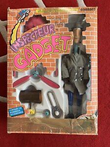 Inspecteur Gadget Inspector Vintage Toy Figurine