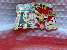 Hard Rock Cafe Pin Porto Iconic Flag Series - Flag of Portugal w Local Icons