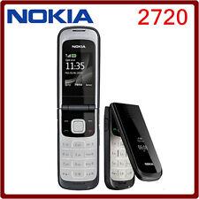 Practical Black Nokia 2720 Brand (UNLOCKED) Multiple Language GSM Cellular Phone