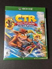 CTR Crash Team Racing [ Nitro Fueled ] (XBOX ONE) NEW