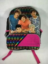 vintage 1D One Direction Back Pack Group Photo backpack