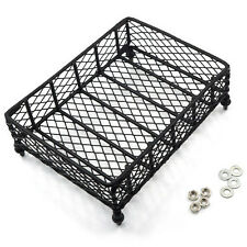 Yeah Racing Steel 1/10 Scale Roof Luggage Rack for RC Rock Crawlers YA-0404