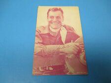 Charles Starrett Regard Neckerchief Vintage Color Arcade Card  PC24