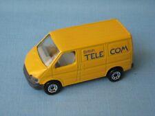 Matchbox Ford Transit Van British Telecom 70mm UB Telephones Toy Model Car