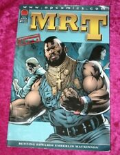 MR T Comic #1 First Printing May 2005, 1st Awesome Issue.