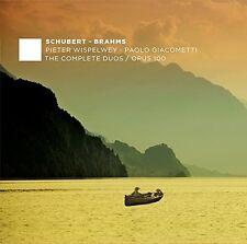 Pieter Wispelwey - Schubert The Complete Duos  Opus 100 [CD]