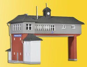 kibri 36705 Spur Z Stellwerk Friedrichstal #NEU in OVP#
