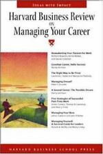 Harvard Business Review on Managing Your Career (Harvard Business-ExLibrary