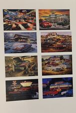 Detail Media Car Art Posters ,Diorama, Model Car,1/24,1/25, Unframed,SCHP12