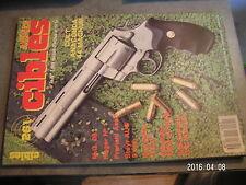 $$o Revue Cibles N°261 Colt Anaconda 44 Magnum  MG 08  Ruger N°1  Steyr Aug