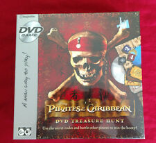 Disney PIRATES of the CARIBBEAN DVD Treasure Hunt - Brand New Sealed