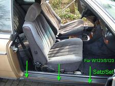 Mercedes W123 S123 123 T TE Kombi Limousine Dichtung Schweller Sill Rubber Seal