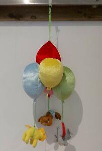 IKEA Leka Cirkus animal balloon bright  colourful mobile baby bedroom cot