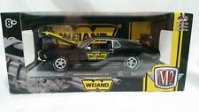 1970 FORD MUSTANG MACH 1 428 M2 MACHINES R65 18-14 WEIAND RARE COLLECTIBLE HTF