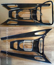 Mercedes Benz SL R230 Carbon Fiber Interior Trim Genuine Carbon Fiber 2002-2011