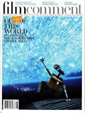 Film Comment Magazine July/August 2008 Pixar Wall-E Manoel de Oliveira
