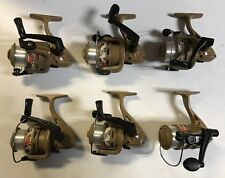 (6) Zebco Duck Dynasty Fishing Spinning Reels New Without Box