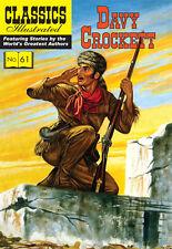 Classics Illustrated Davy Crockett - Modern # 61
