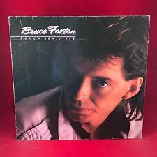 BRUCE FOXTON Touch Sensitive 1984 UK vinyl LP EXCELLENT CONDITION Paul Weller