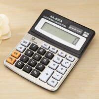 Taschenrechner Tischrechner Büro Rechenmaschine-Rechner Kalkulator Schulrec U0A1