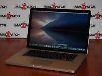 MAXED!! Apple Macbook Pro 15 i7 Pre-Retina + 16 GB RAM + 2 TB Solid State Hybrid