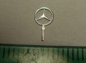 1/18 1/20 1/16 Mercedes Benz MB Star Radiator Logo Mascot Emblem Badge Ornament