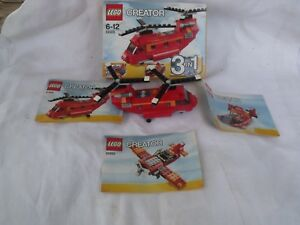 LEGO CREATOR SET 31003 HELICOPTERE