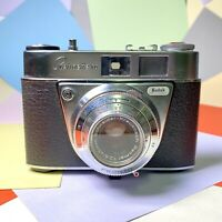 Vintage KODAK Retinette 1A 35mm Camera + Case, Excellent Used Condition! Lomo