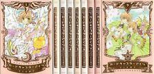 Card Captor Sakura Manga Set 1-9 Complete Set Nakayoshi 60th Anniversary Edition