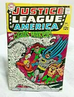 Justice League Of America DC Comics Issue 68 December 1968 Good-VG