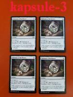 4x Talisman of Resilience | Modern Horizons | MTG Magic Cards