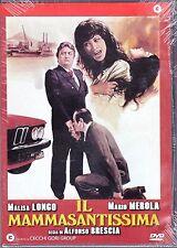 Dvd  **IL MAMMASANTISSIMA** con Mario Merola nuovo sigillato 1979