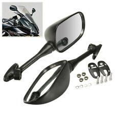 Pair Motorcycle Rear View Mirrors For Honda VFR800 VFR 800 FI V-TEC 2002-2008