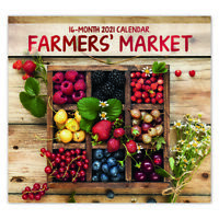 "2021 ""Farmers Market"" Calendar | eBay"