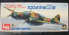 LS A-301:300 - MITSUBISHI Ki-46 DINAH - 1:72 - Flugzeug Modellbausatz - KIT